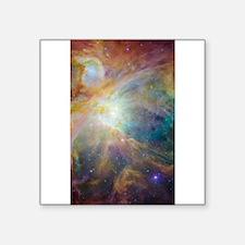 """Cute Astonomy Square Sticker 3"""" x 3"""""""