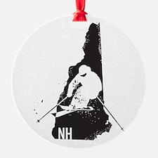 Ski New Hampshire Ornament