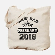 new dad february 2016 Tote Bag