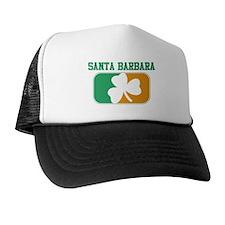 SANTA BARBARA irish Trucker Hat