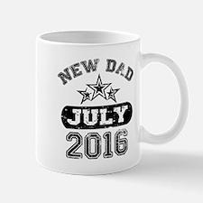 new dad july 2016 Mugs