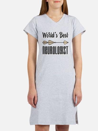 World's Best Neurologist Women's Nightshirt