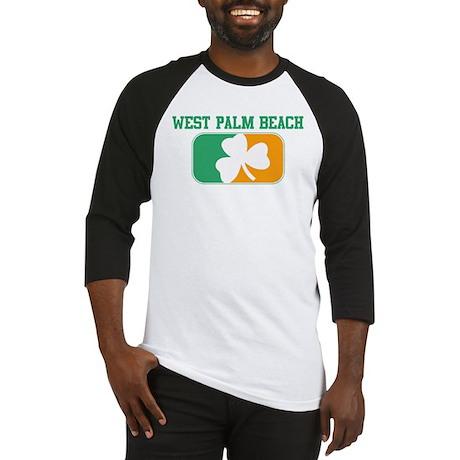 WEST PALM BEACH irish Baseball Jersey
