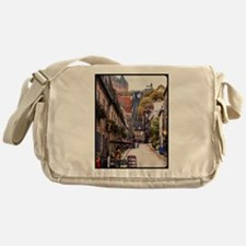 Old Quebec, Rue Sous Le Fort Messenger Bag