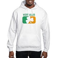 WEST ALLIS irish Hoodie
