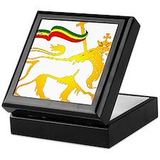KING OF KINGZ LION Keepsake Box