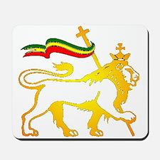 KING OF KINGZ LION Mousepad