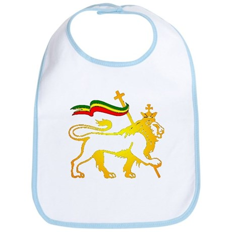 KING OF KINGZ LION Bib