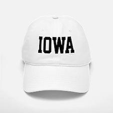 Iowa Jersey Font Baseball Baseball Cap