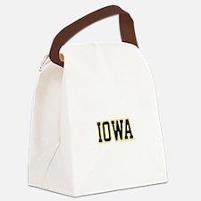 Iowa Canvas Lunch Bag