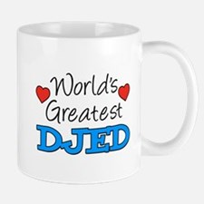World's Greatest Djed Drinkware Mugs