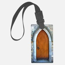 Cute Door Luggage Tag