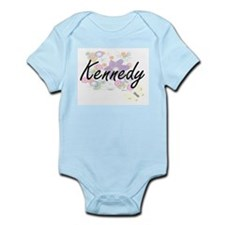 Kennedy surname artistic design with Flo Body Suit