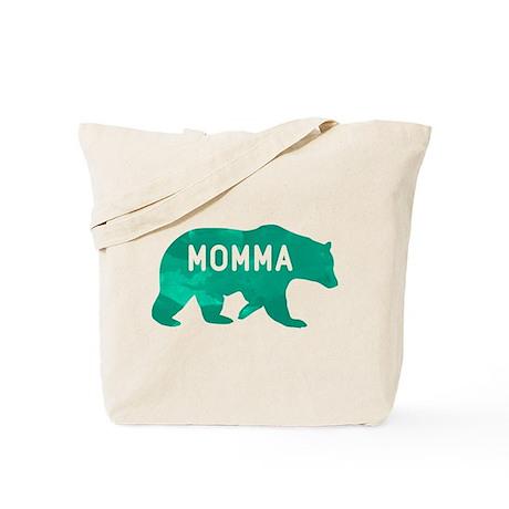 Momma Bear Tote Bag