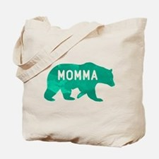 Momma Bear Tote Bag