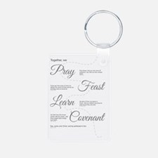 Funny Lds mission Keychains
