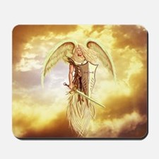 Saint Archangel Michael Mousepad