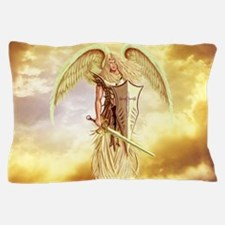 Saint Archangel Michael Pillow Case
