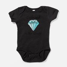 Cute Diamond Baby Bodysuit