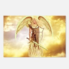 Saint Archangel Michael Postcards (Package of 8)