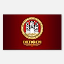 Bergen Decal