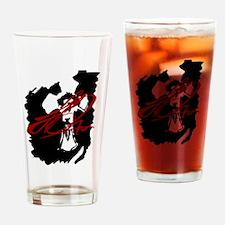 Cute Luka Drinking Glass
