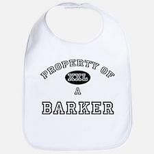 Property of a Barker Bib