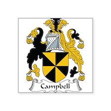 "Cute Campbell Square Sticker 3"" x 3"""