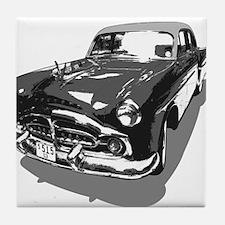 51 Packard Tile Coaster