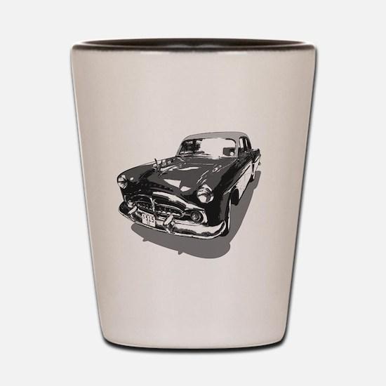 51 Packard Shot Glass