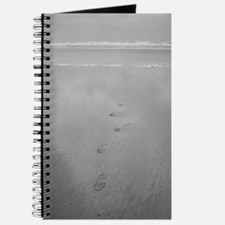 Footprints by the Sea Journal