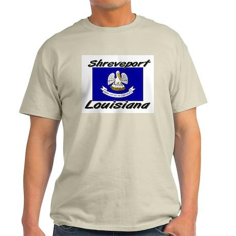 Shreveport Louisiana Light T-Shirt
