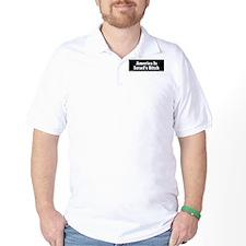 America Is Israel's Bitch T-Shirt