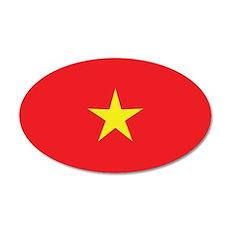 Vietnam Wall Decal