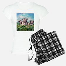 Cute Cow art Pajamas