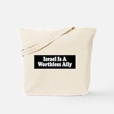 Cute Anti ron paul Tote Bag