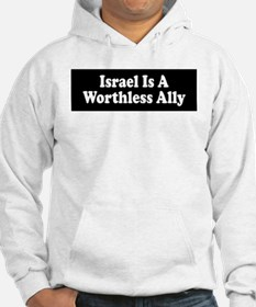 Funny Zionism Hoodie