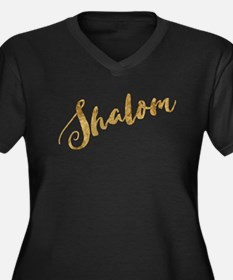 Golden Look Shalom Plus Size T-Shirt