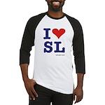 I <3 SL Baseball Jersey