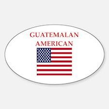 Unique Naturalized citizen Sticker (Oval)