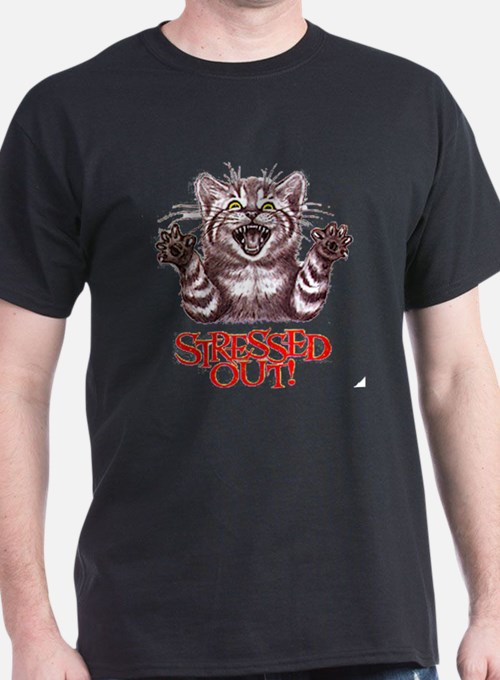 Cute Stressed out T-Shirt