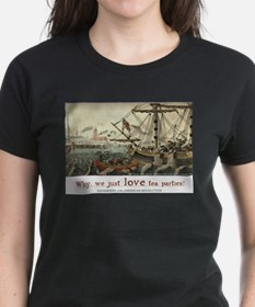 Unique Boston tea party Tee