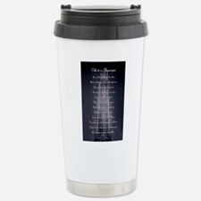 Skyscrapers Travel Mug