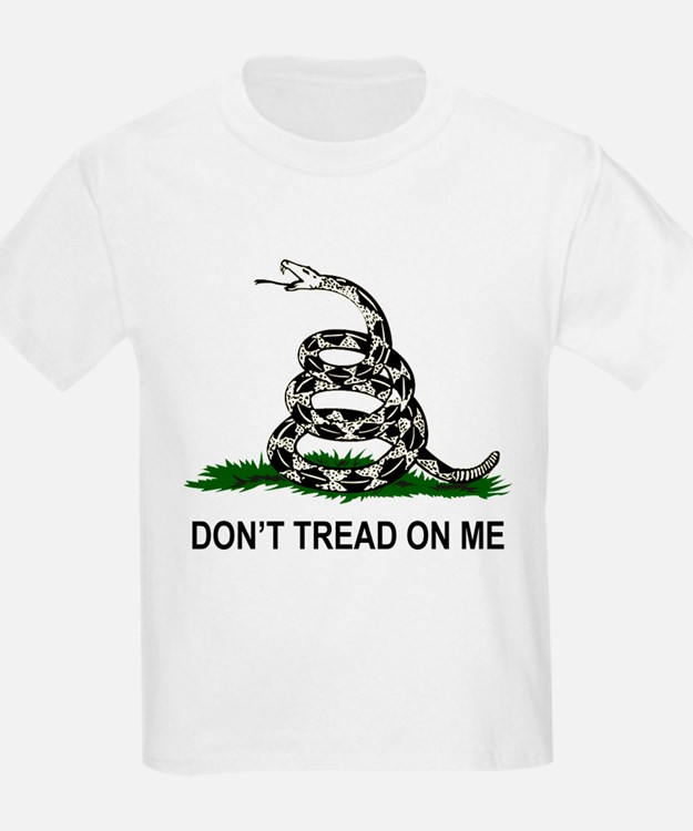Cute Dont tread on me bill of rights T-Shirt