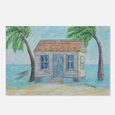 OLD KEY WEST CONCH HOUSE Postcards (Package of 8)