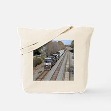 Unique Norfolk southern Tote Bag