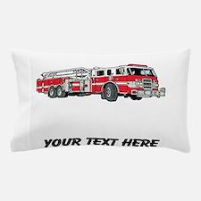 Fire Truck (Custom) Pillow Case