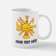 Firefighter Symbol (Custom) Mugs
