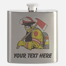 Firefighter (Custom) Flask