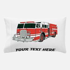 Firetruck (Custom) Pillow Case